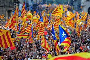 Catalans independence