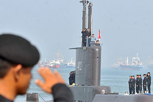 Indonesia submarines