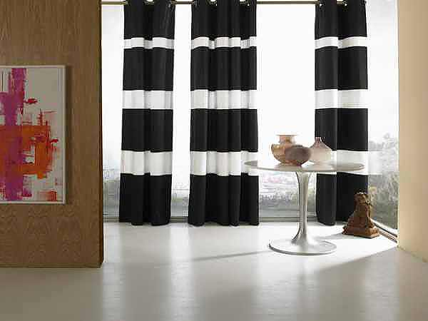 In Which Case You Ll Choose Black And White Curtains Most People Won T Any Situation But If Have A Very Modern E With Just Few Details Here