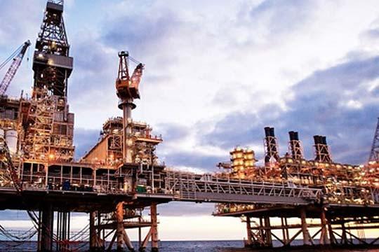 Chad oil field