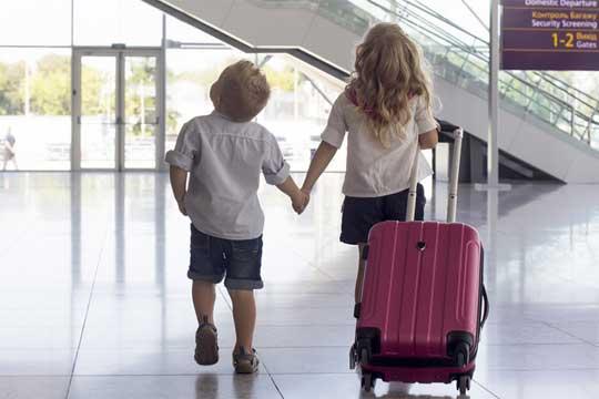 Child Travel Albany Travel