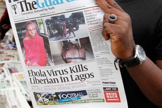 Exxonmobil Ebola