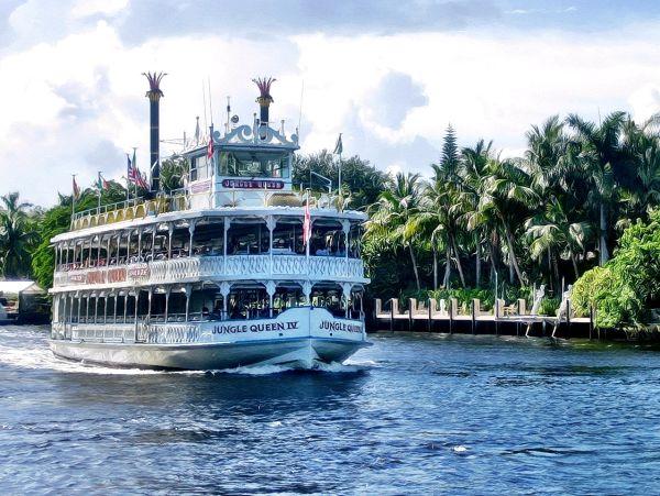 Jungle Boat Tour Fort Lauderdale