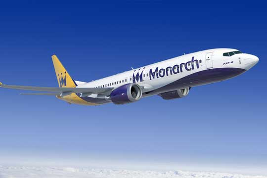 Monarch Holdings