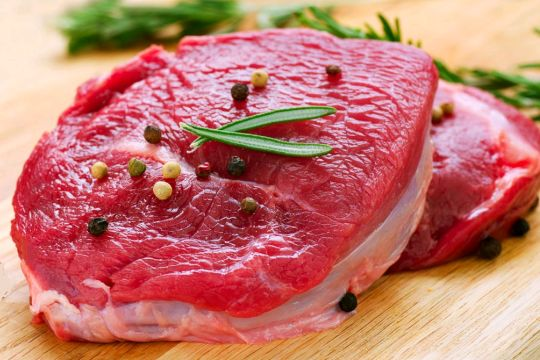 New Zealand red meat