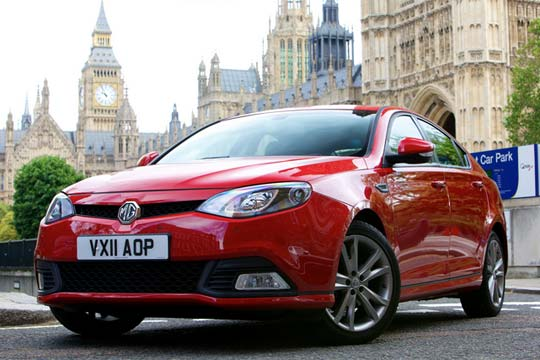UK car