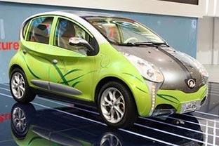 China green cars
