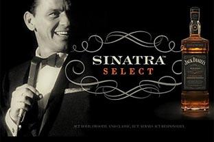 Frank Sinatra Jack Daniel's