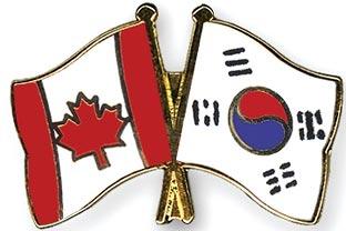 South Korea Canada