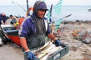 Uruguay fisheries
