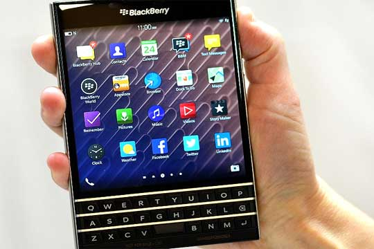 BlackBerry Passport