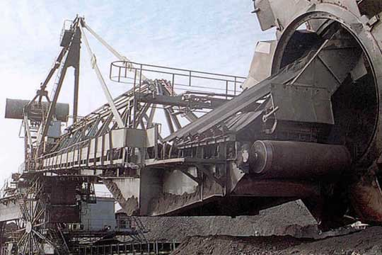 Russia coal