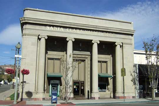 Santa Clara Valley Bank