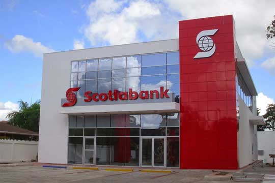 Scotiabank plans to shut 120 branches | Companies | POST