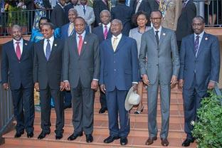 Africa monetary union