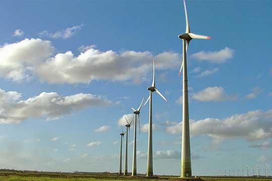 Brazil wind energy