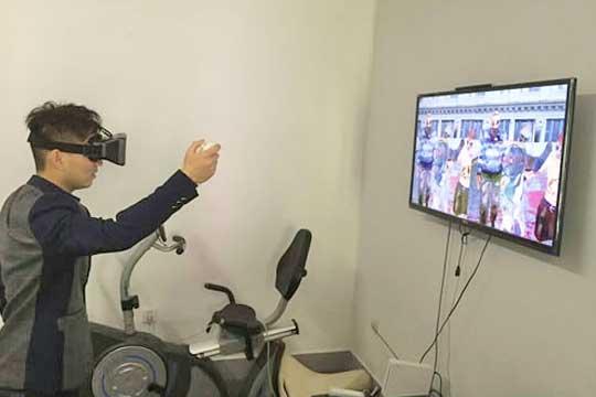 China virtual reality glasses