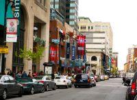 Sainte Catherine Street