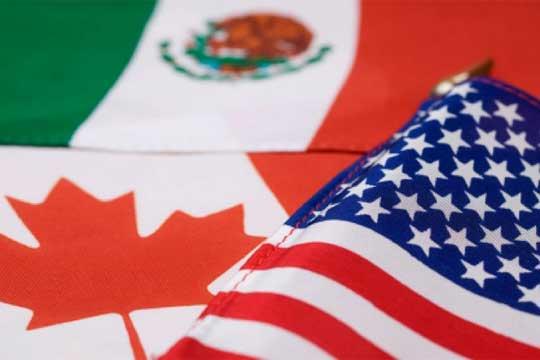 US Mexico Canada