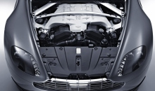 Aston Martin Carbon Black