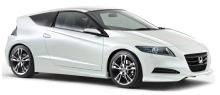Honda CR-Z Sport Hybrid Coupe 2011