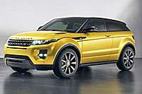 Limited Edition Evoque