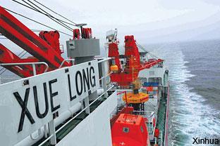 Arctic trade China