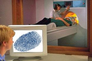 Magnetic resonance fingerprinting (MRF)