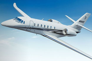 New Cessna Citation Sovereign