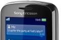 Sony Ericsson Zylo Spiro