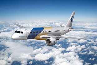 Embraer United Airlines