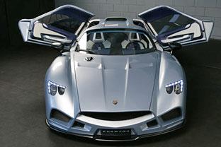Mazzanti Automobili Evantra V8