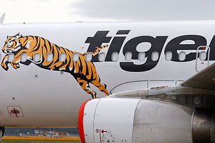 Virgin Tiger Airways Australia