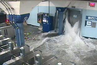 U.S. Environmental Protection Agency (EPA) Sandy