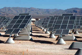 EU China solar panel