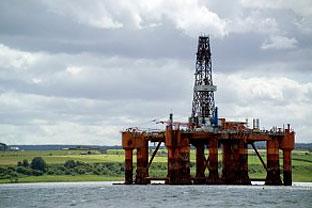 Scottish oil