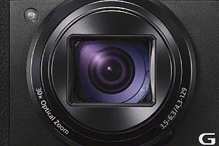 Sony Cyber-shot HX50