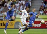 FIFA 2006 finals Italy - France