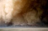 Sahara storm
