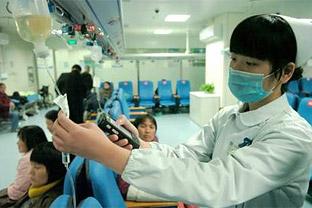 China hospitals