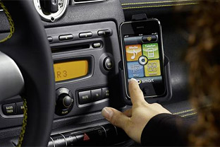 Embedded mobile technology
