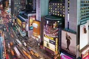 Manhattan hotels