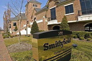 SEC Smithfield Foods