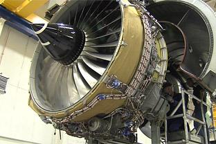 Trent 700 engine