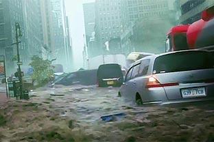 Britain tsunami