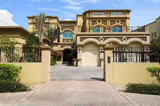 Dubai luxury rent
