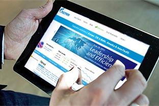Gazprom tablet