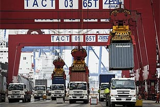 India China trade