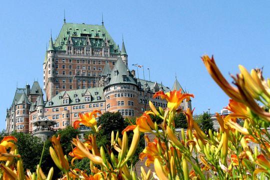 Quebec Château Frontenac