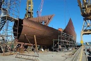U.S. shipyards